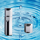 Cold Hot Drinking Soda water cooler with Filter