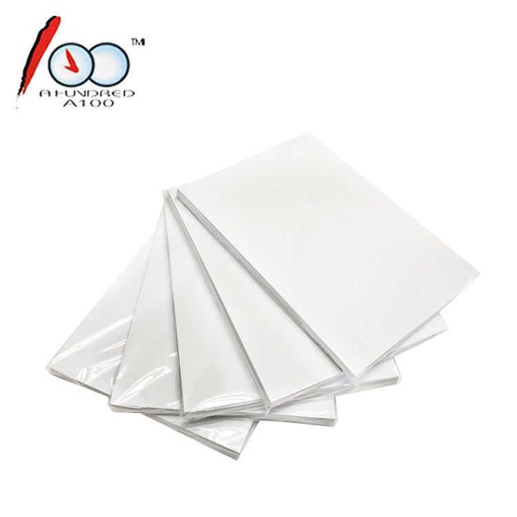 A3 A4 A5 4R 260gsm High glossy waterproof inkjet photo paper