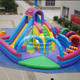 Business Plan Cannon Games Mobile Sea Inflatable Water Parks Design Build Bumper Cars Kids Indoor Amusement Park For Sale