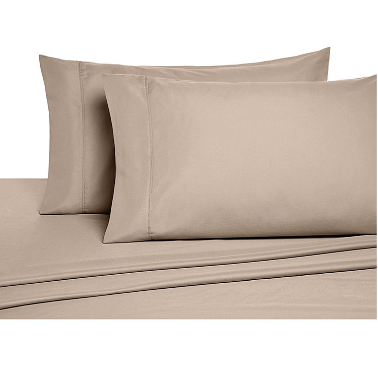 Good quality brushed microfiber sheet sets twin bed sheet