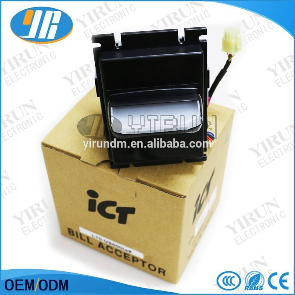 2019 Hot sell ICT L70 bill acceptor for vending machine