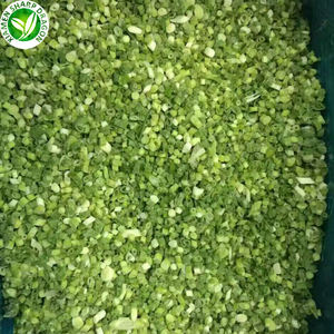 Wholesale high grade frozen iqf green spring onion with certification