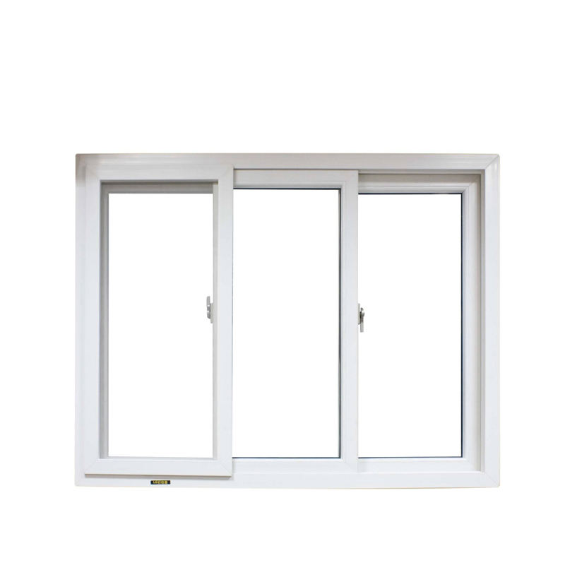 China factory tempered double glass window and doors pvc upvc casement windows