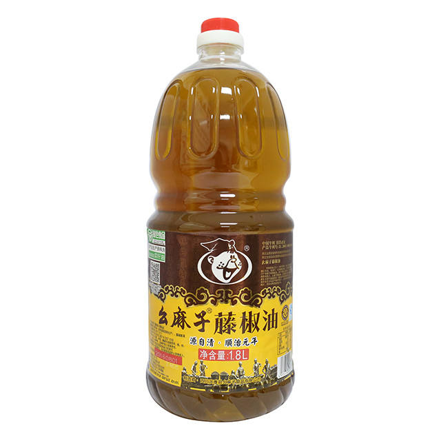 1.8L pepper oil for seasoning