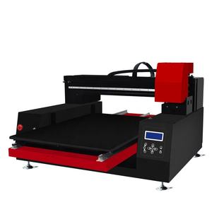 RF-6090 2019 Upgraded Fast Printing Garment Size For Hat Dtg Flatbed t-Shirt Printer a3