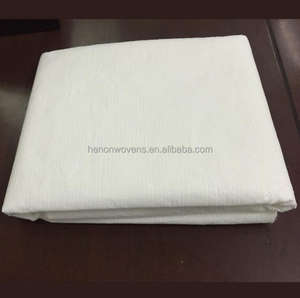water absorbing non-woven disposable table cloth