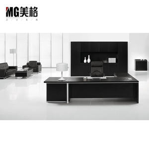 high end office desk design executive office table specifications