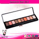 10 Color Matte Eyeshadow Makeup Palette Light Eyeshadow With Brush