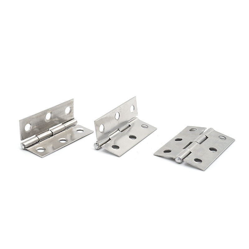 304 Stainless Steel Small Hinge 1/1.5/2/2.5/3/4 inch Door Hinge Window Hinge