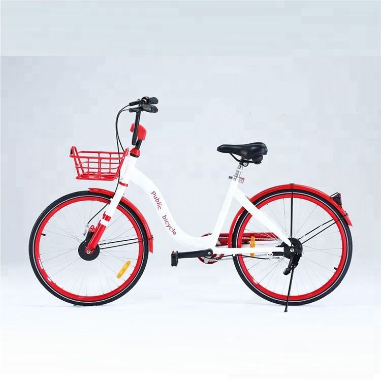 24 inch bicycle/bluetooth lock/city/OEM/wholesale/public commuter bike