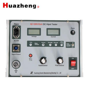 Digital high voltage generator Hi-pot Tester / DC Hipot Tester