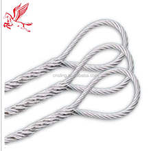 10mm galvanized steel wire rope made in China