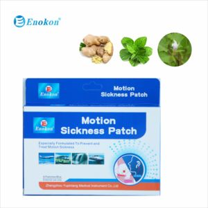 Most popular help release car & bus headache motion sickness plaster / patch with best price