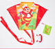 Promotional Products Foldable MIni pocket Kites without frame for kids