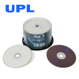 Blu ray movies recording blank bd-r 25gb printable 4x bd-r in wholesale
