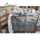 G603 light gray granite random size tile and corner for wall cladding