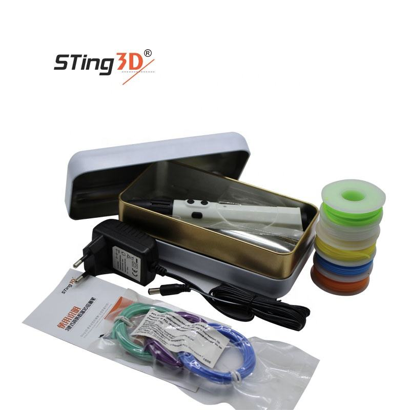 2018 Sting3D Printing Pen With charger, 3D Printer Pen, 3D Pen
