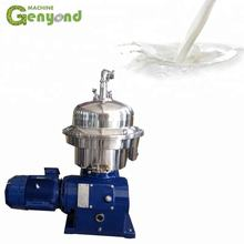 3000L/H PLC automatic cleaning milk cream fat centrifuge separator