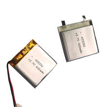 453143-620 3.7v 3000mah square micro power bank promotion li-ion polymer lithium battery