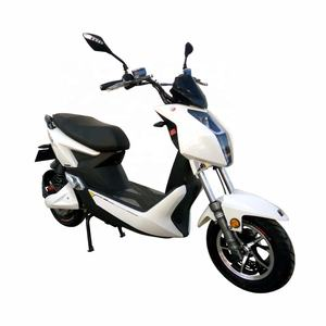 Lithium Battery CE Certificate 2000 w Powerful Motor Electric Scooter/오토바이 와 Super Led 빛
