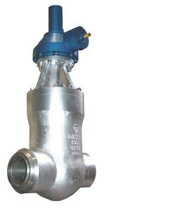 High Pressure Hydrogenation Gate Valve