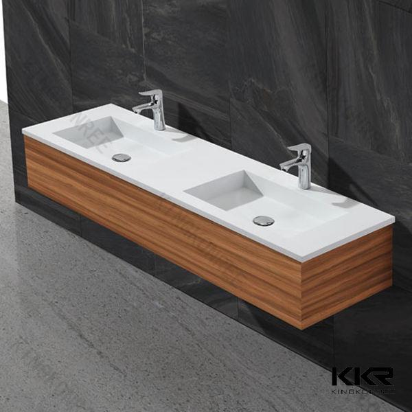 China Bathroom Stone Undermount Sinks