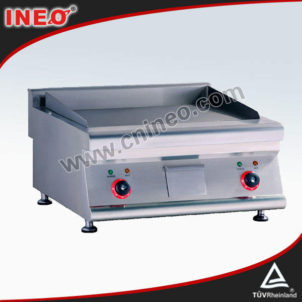 Commercial Large Electric Griddle Grill/Grill And Griddle/Stainless Steel Electric Griddle