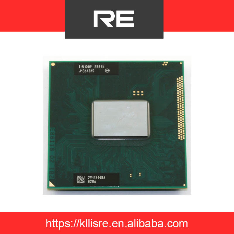 Free shipping Intel Core i5 2430M SR04W 2.4G 3MB Socket G2  Mobile CPU Processor