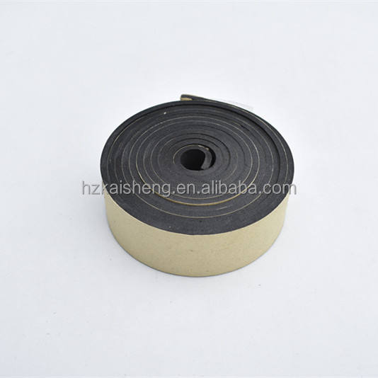 Adhesive Backed Foam Rubber Pad