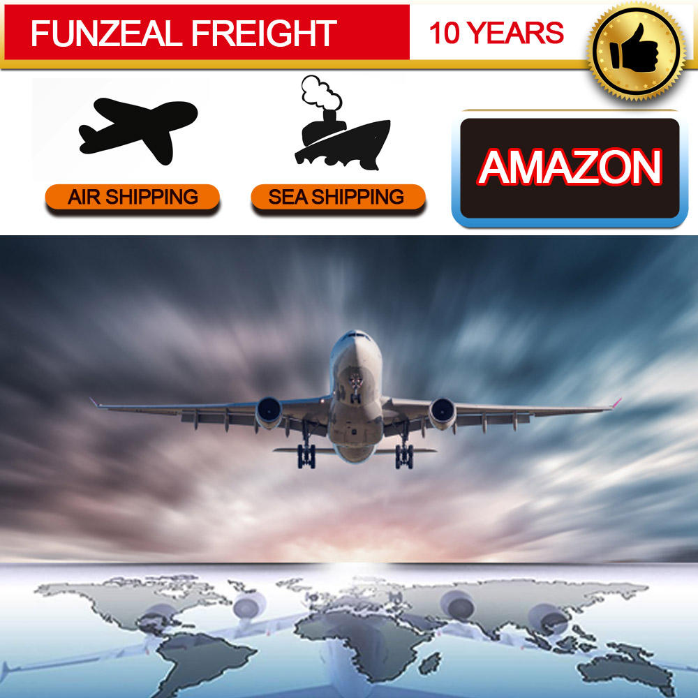 Air/sea freight DHL express 문 에 문 delivery services from China to USA FBA amazon 창 고 배송