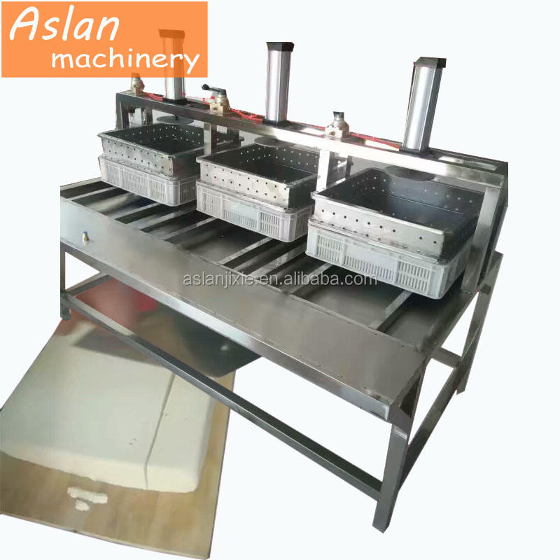 commercial tofu soya milk making all-in-one machine / soya beans curd maker machine
