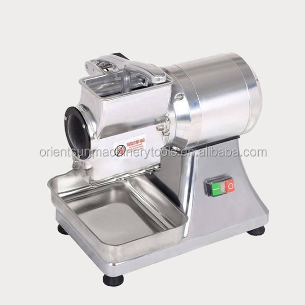 Professional electric cheese slicer,cheese chopper,mini cheese grater machine