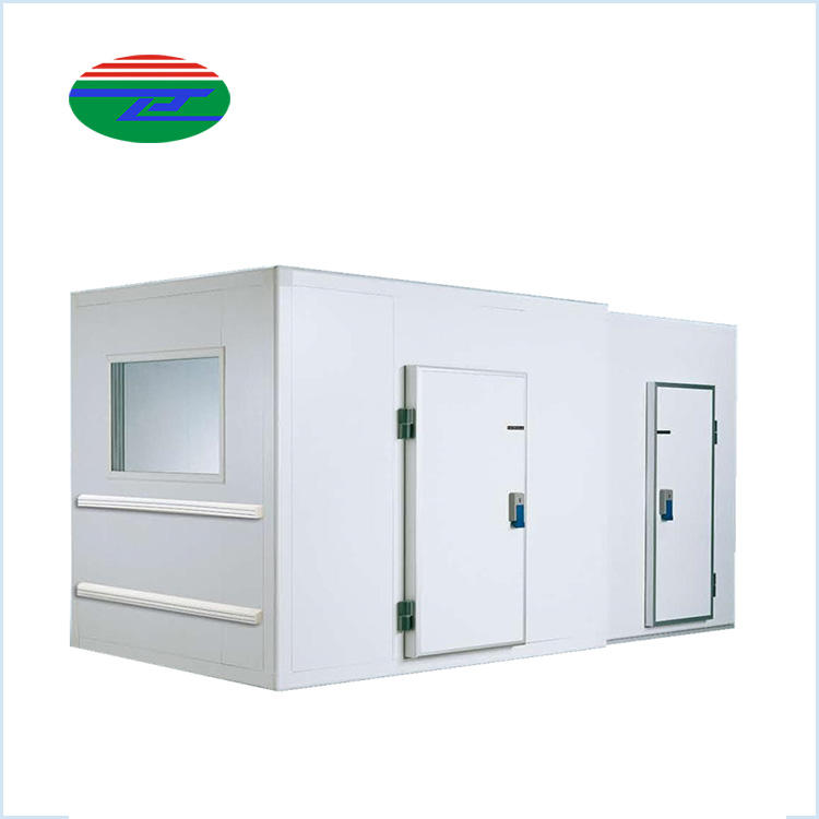 Heat Insulation storage units 40ft blast freezer container cold storage refrigeration room unit For Frozen Food Storage