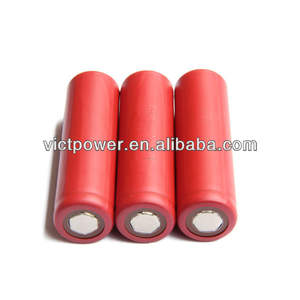 high drain Lithium ion 1300mAh battery cell UR18650AS for Sanyo 18650
