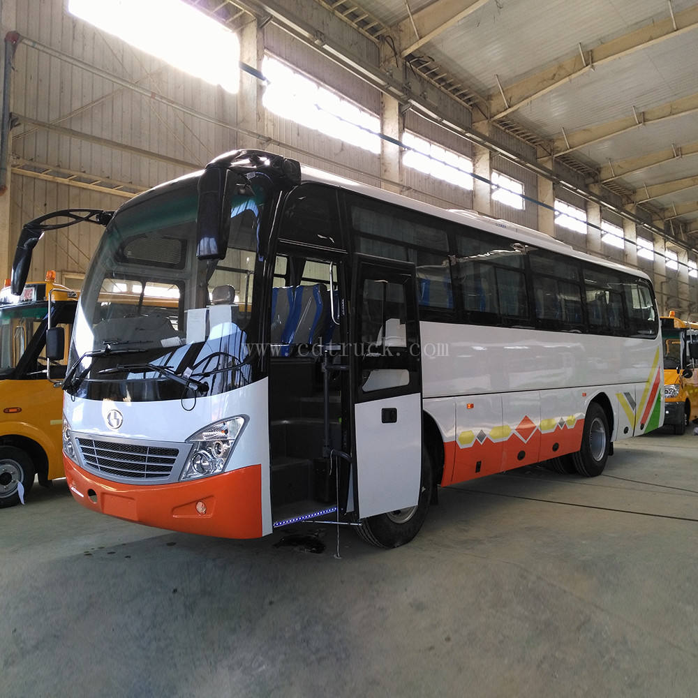 High Quality Low Price New Bus Luxury City Bus For Sale