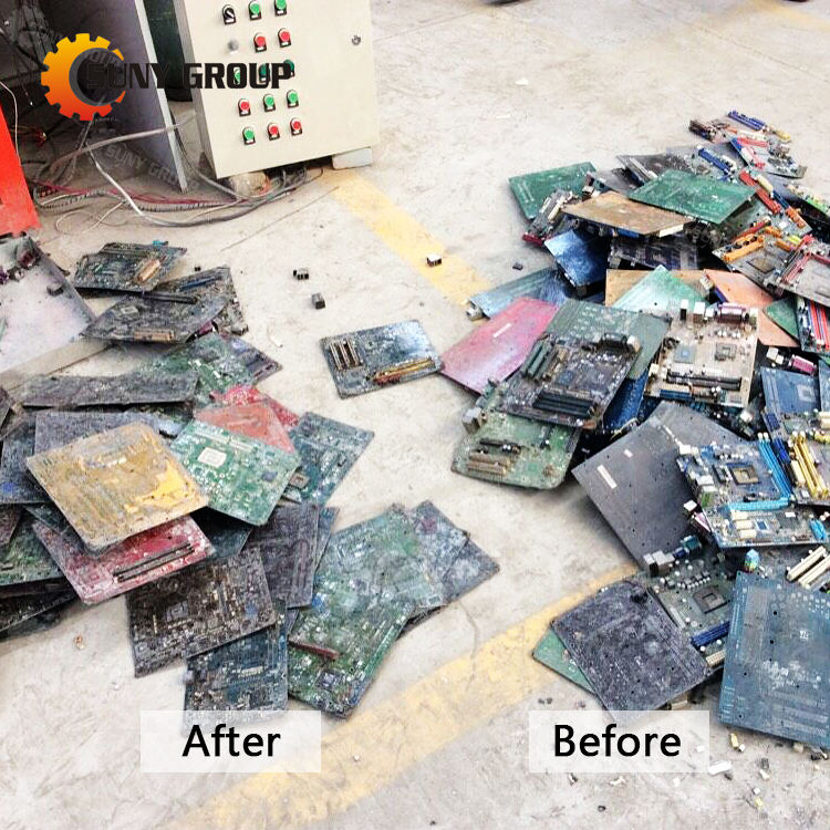 Scrap Circuit Board Dismantling Machine Pcb Desoldering Equipment
