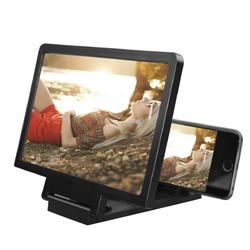 3D Screen Amplifier Mobile Phone Magnifying HD Stand for Vid