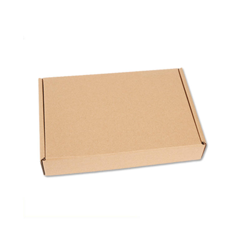 New product 2019 largest us manufacturer wax 5 ply shipping cardboard kraft corrugated box