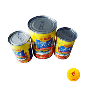 Best Canned jack mackerel 155G in tomato sauce