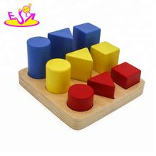 wholesale teaching aids wooden montessori education for kids W14G007