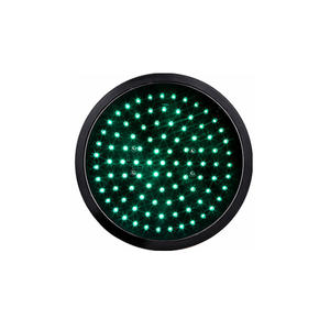 200mm 8 inch red yellow green head and green arrow 4 ways led traffic signal light