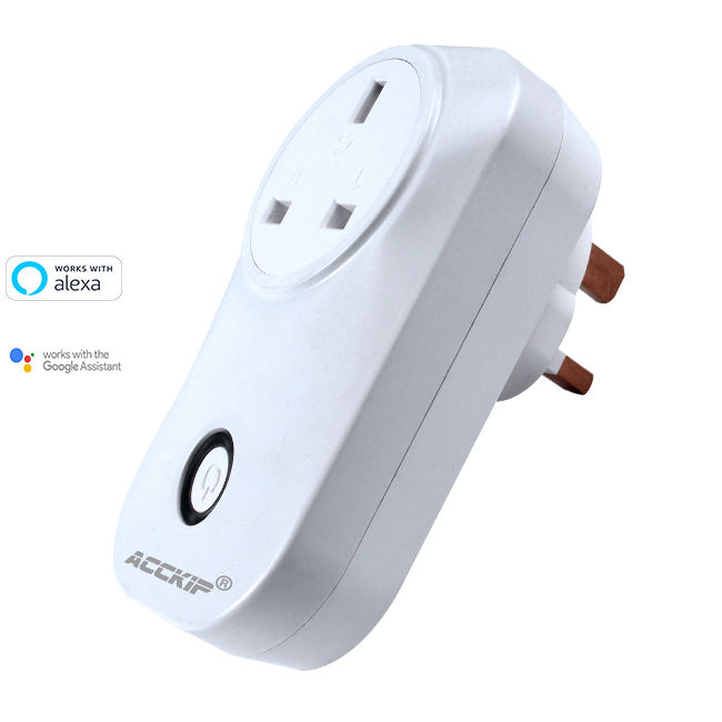 ANPU Neu Neueste Smart Socket Power Extension mit Schalter Beste Smart Plug Wifi Control Smart Home Steckdose