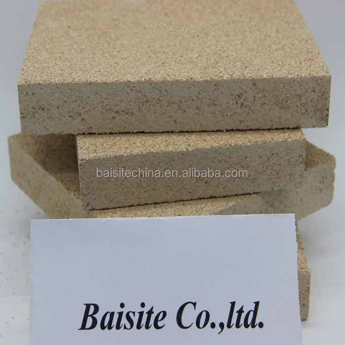 Insulation Fireproof Vermiculite Panel For Fireplace