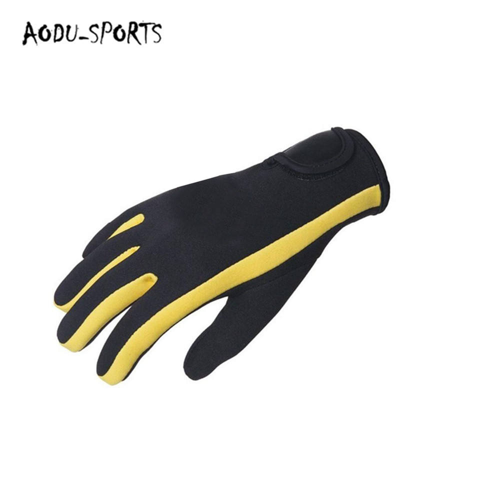 Custom logo neoprene work motocross safety gloves