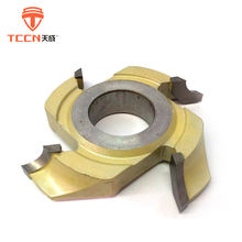 TCCN 2018 Best Selling Products Wood Cutting TCT Shaper Cutter Head For Woodworking