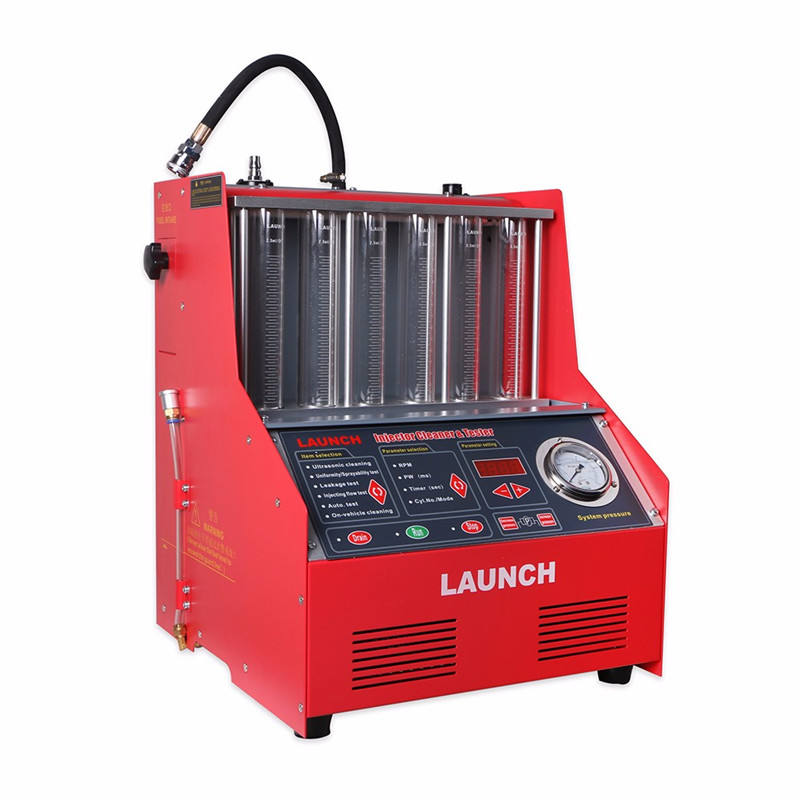 Launch CNC-602A Clean and Test Injectors by Simulating Engine Working Conditions CNC602A with High Quality CNC 602A On Sale