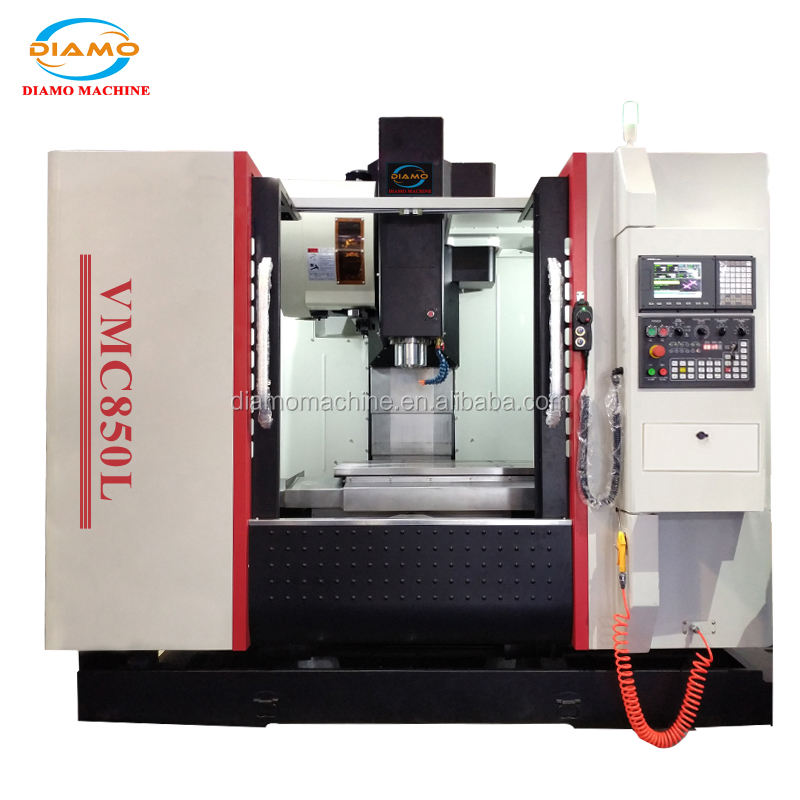 VMC850 Metal Mold CNC <span class=keywords><strong>Freesmachine</strong></span> voor fijne bewerking