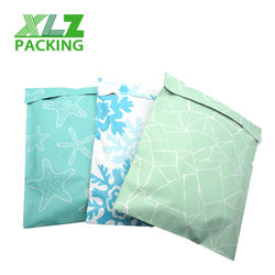 custom plastic mailing bags printed poly mailer apparel ship