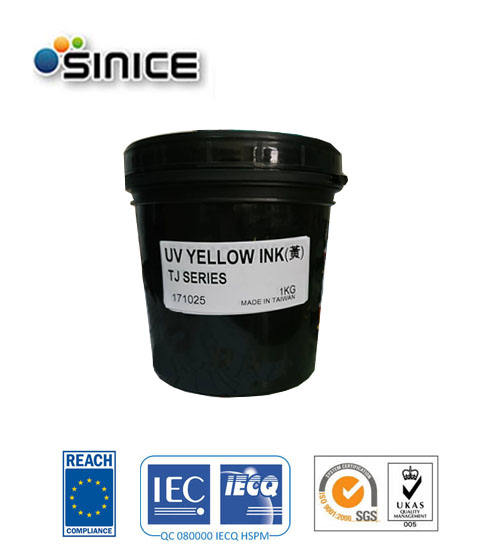 UV Ink for Screen Printing for plastic, metal, paper, customize size