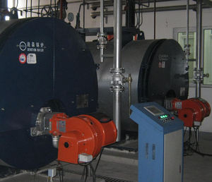 asme certificate industrial steam boiler